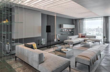 High-Rise Apartment by Ruth Bautista