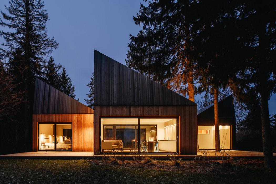 Cottage in Muraste by KUU Arhitektid