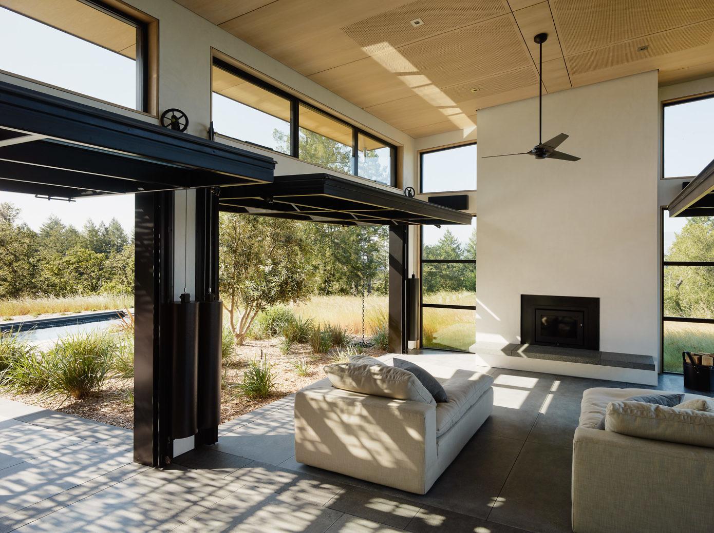 Sonoma Wine Country by Feldman Architecture
