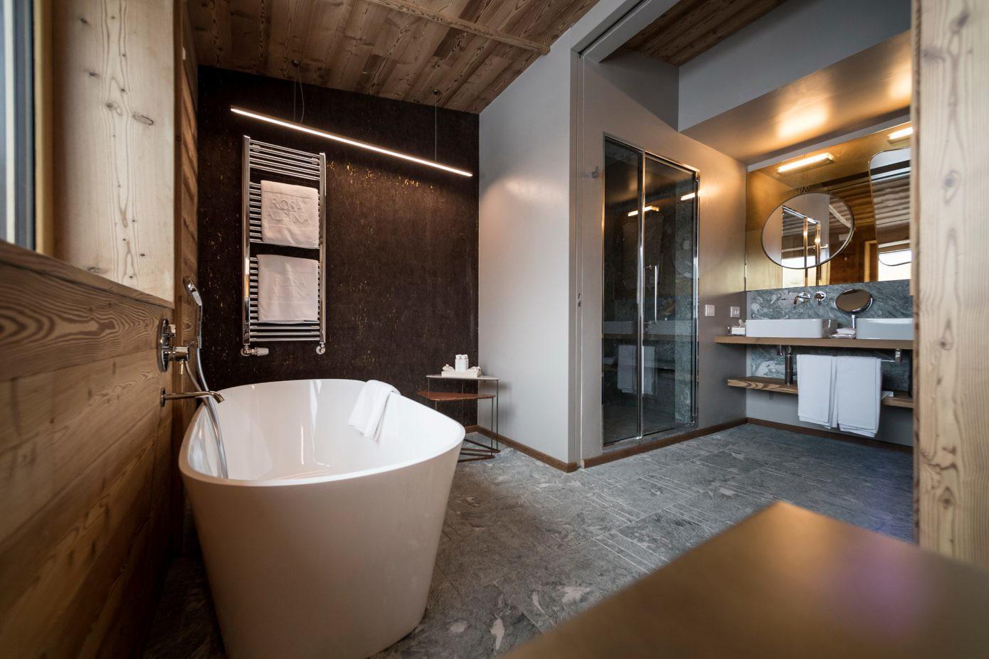 Rosa Alpina Penthouse by Vudafieri Saverino Partners