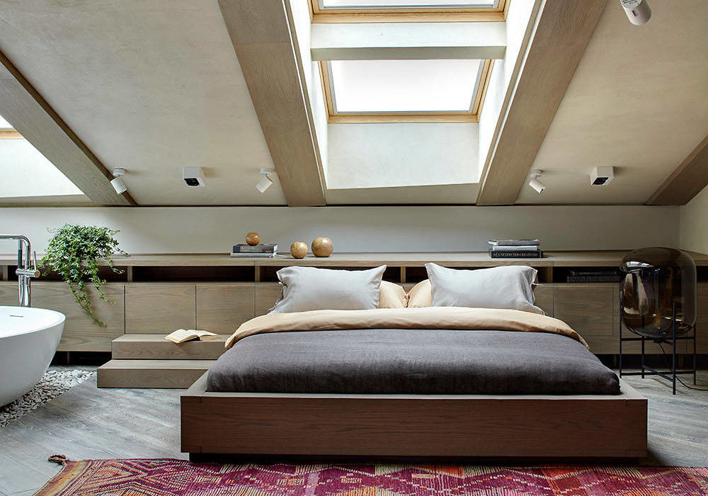 Apartment in Moscow by BHD-Studio