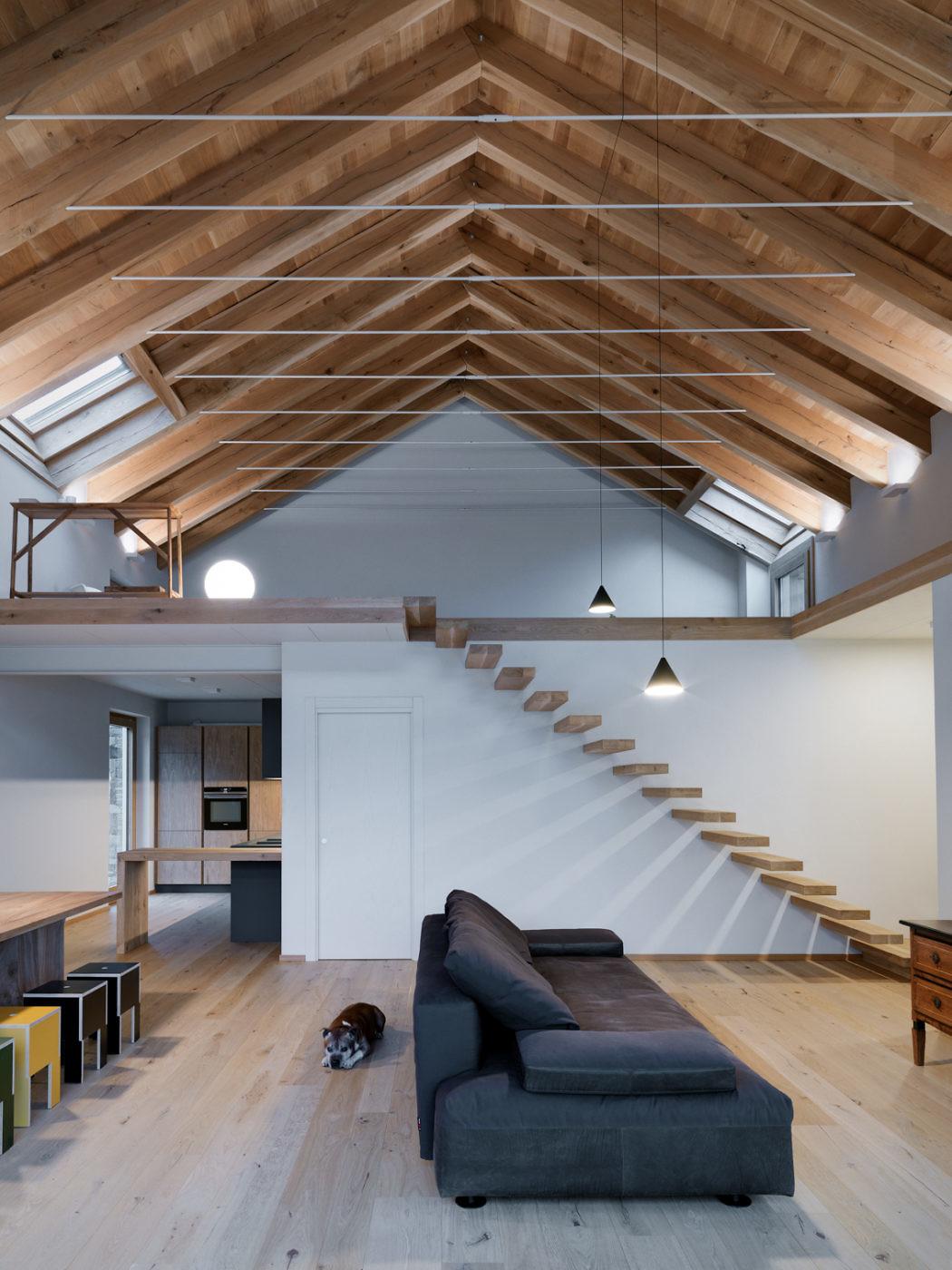 AG House by Rocco Borromini