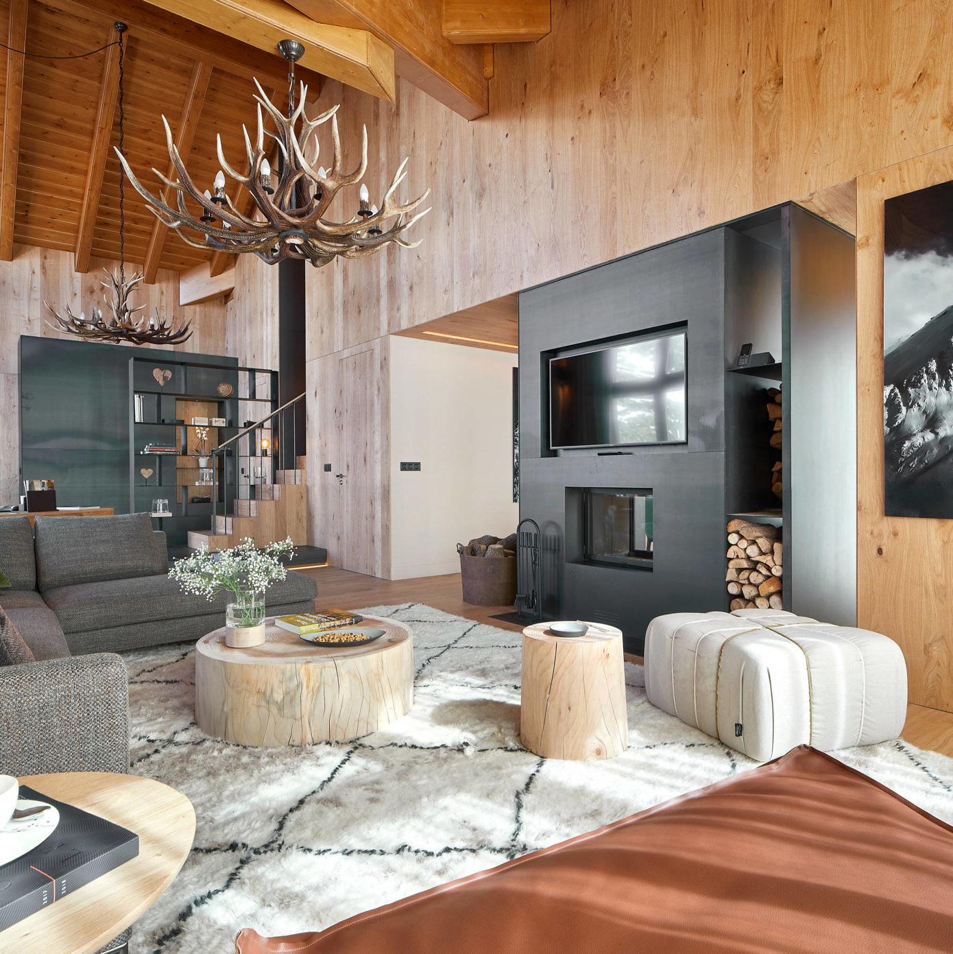 Mountain Apartment In Andorra « HomeAdore