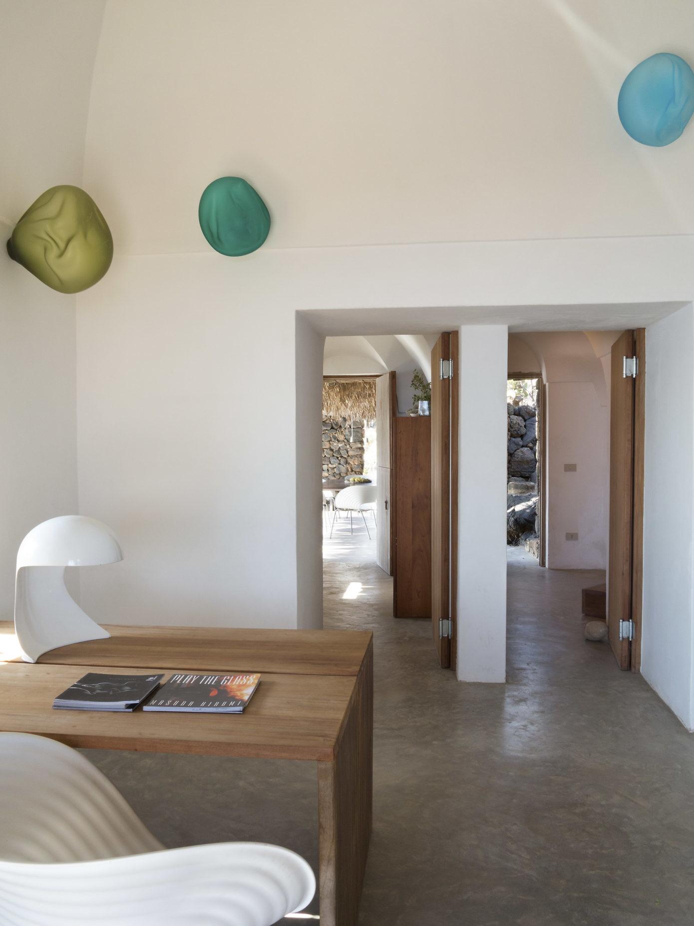 Pantelleria House by Galleria Disegno