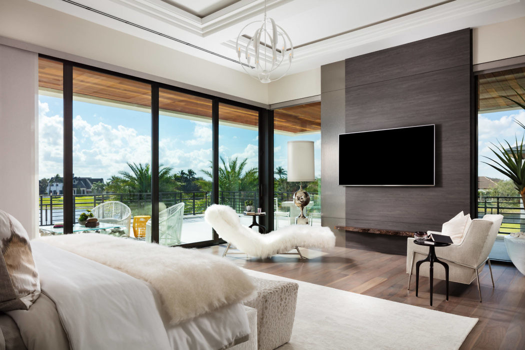 Delray Beach Home by Lesly Maxwell Interiors