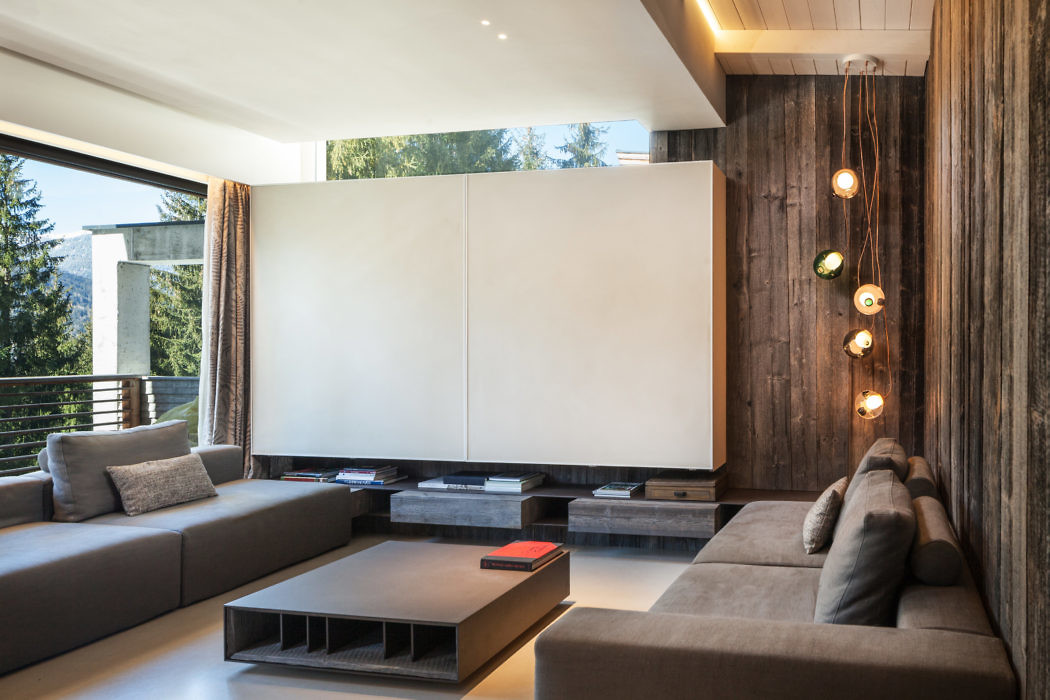 Luxury Chalet by Luisa Fontanella