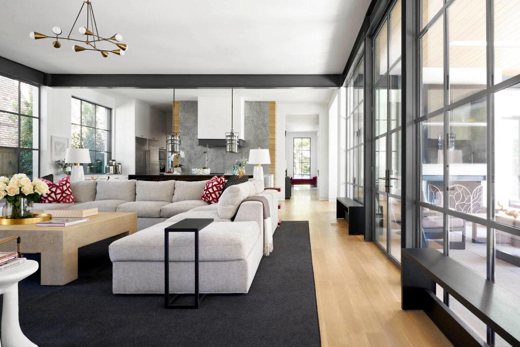 Traditional Home by Erin Sander Design