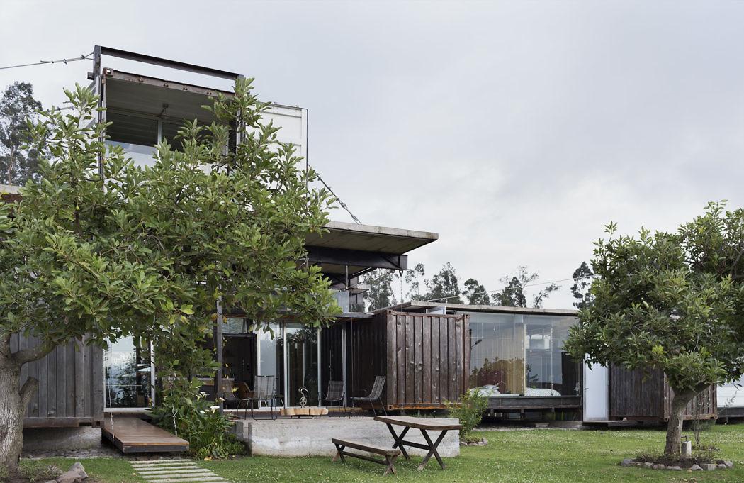 Casa RDP by Daniel Moreno Flores