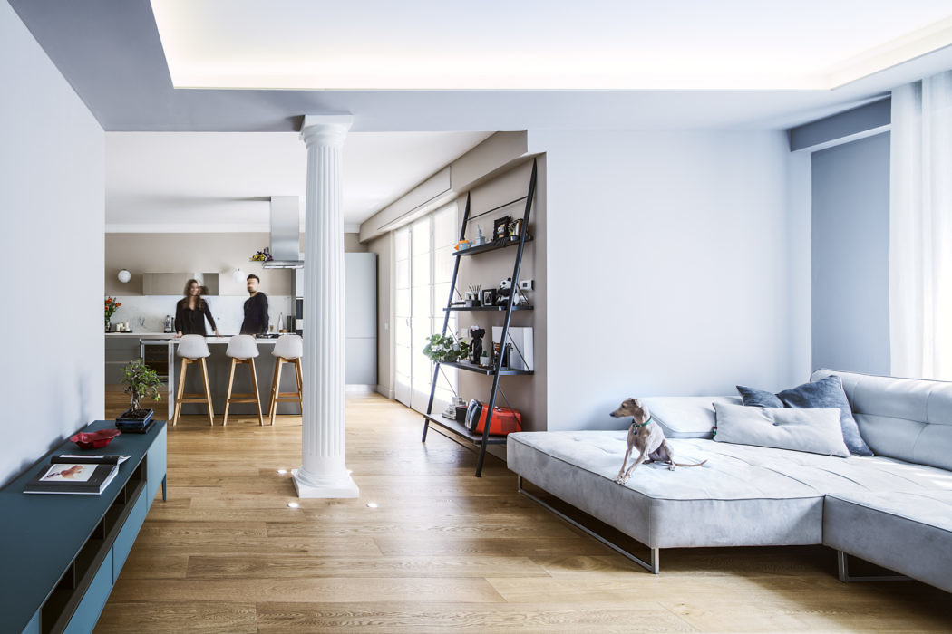 Buonarroti Apartment by Luca Campo Reale