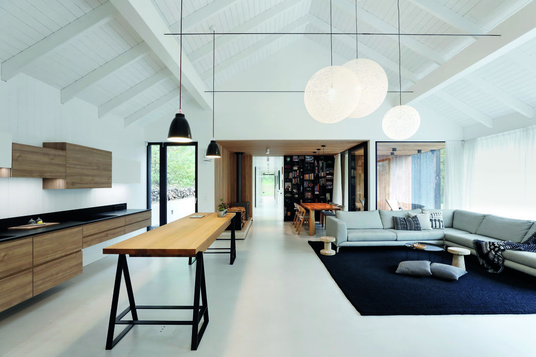 Family House Neveklov by Atelier Kunc Architects and DMAE Architects