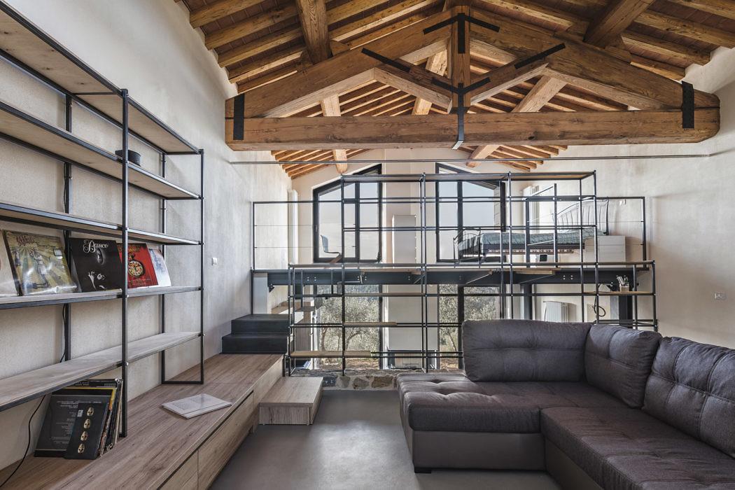 House in Barberino Val d'Elsa by Ora