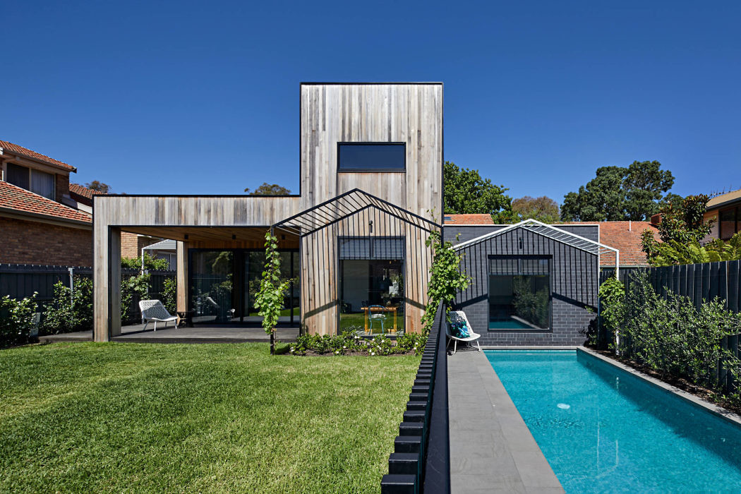 Hide House by Mani Architecture