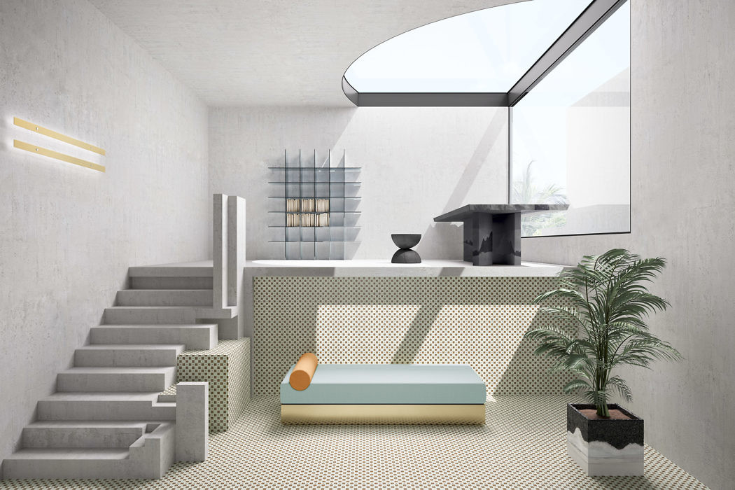 House of Tiles by Marcante-Testa