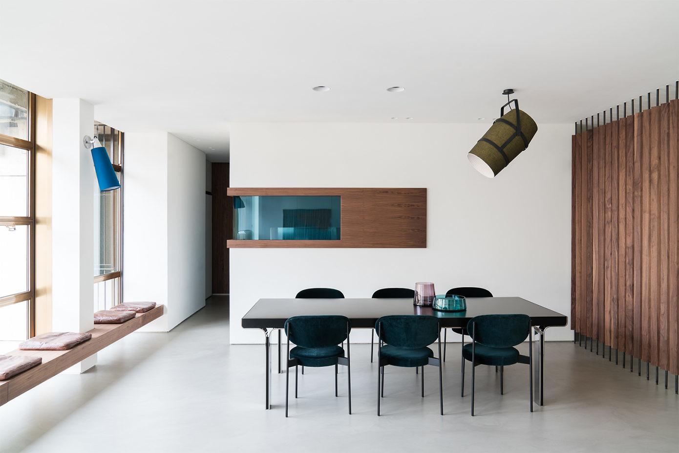 Sette House by Fabio Fantolino