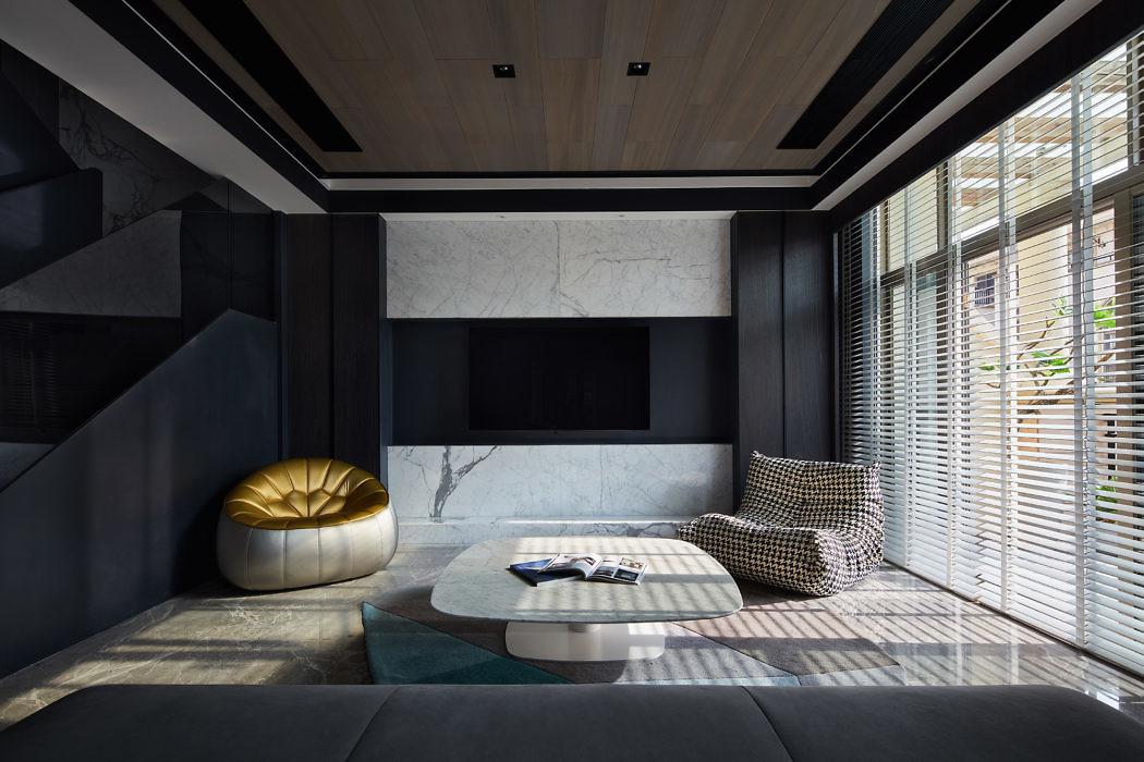 Fu Zhou Apartment by Alex Xie
