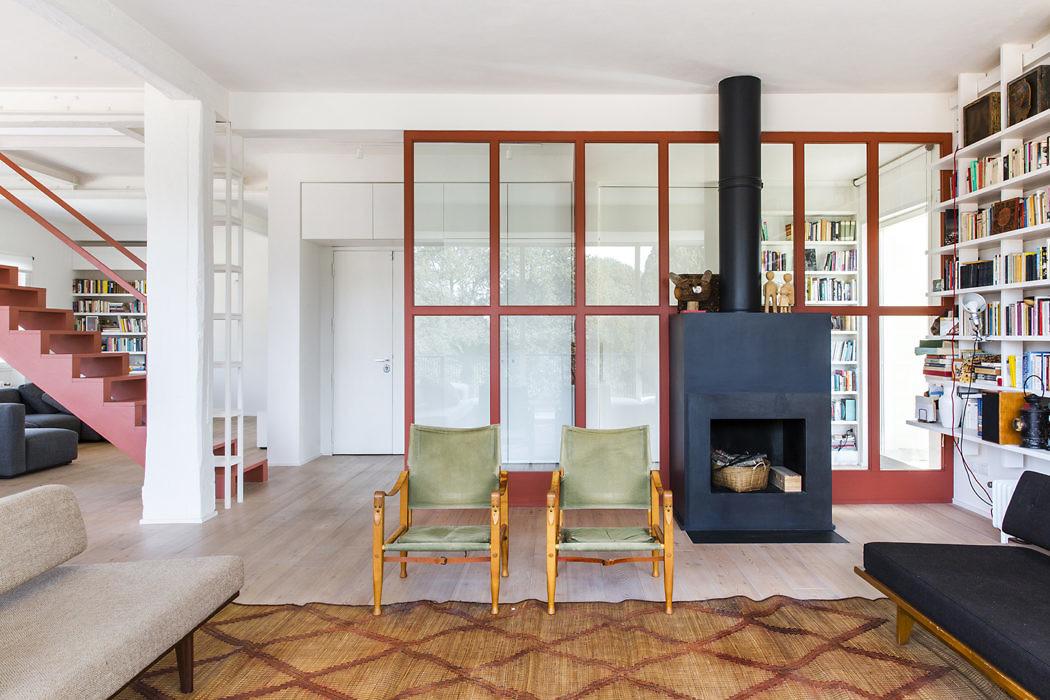 Arum Apartment by Studio Strato