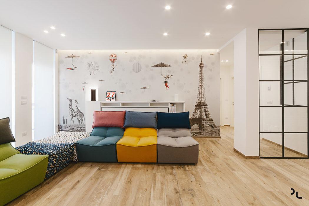 Inspiring Home in Bari by Davide Tarricone