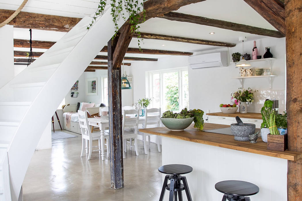 House in Sweden by Anna Inreder & Bettina Carlsson