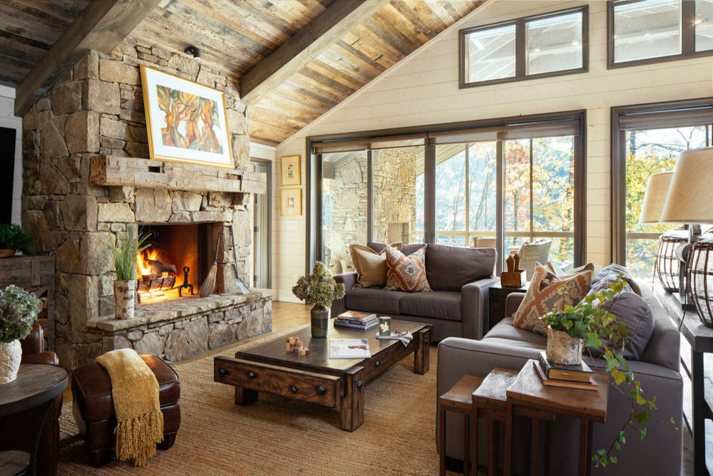 Lake House at Pine Cove by Design South Builders
