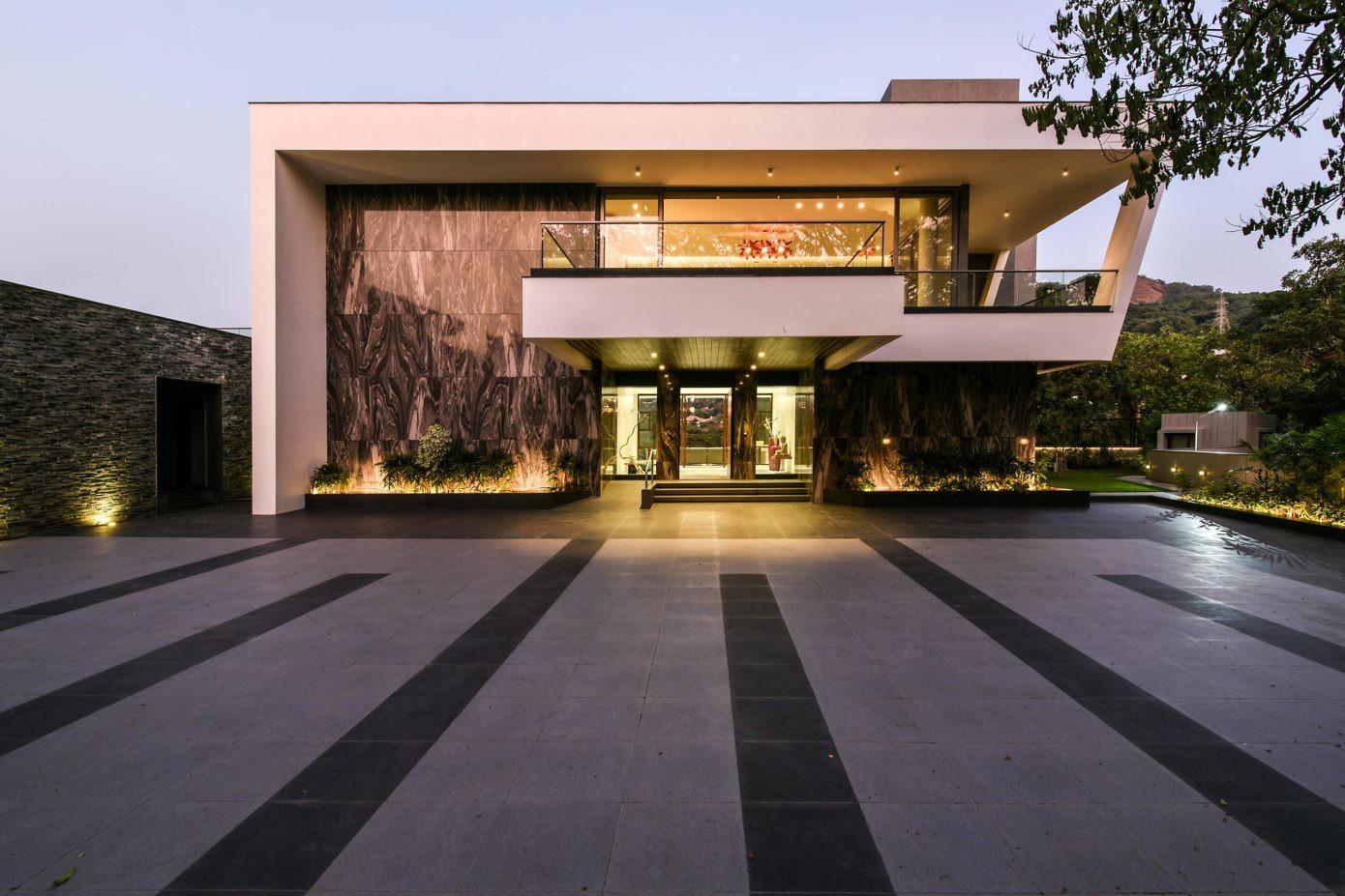 Infinity house by ga design homeadore for Shea homes design studio arizona