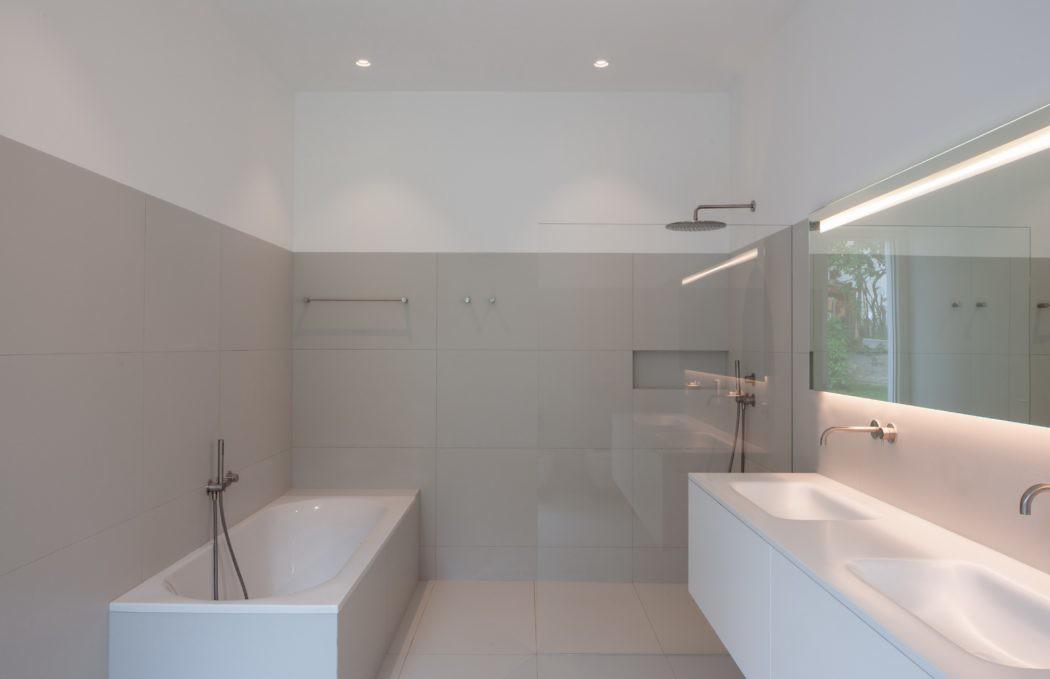 House T By Monovolume Architecture Design Obsigen