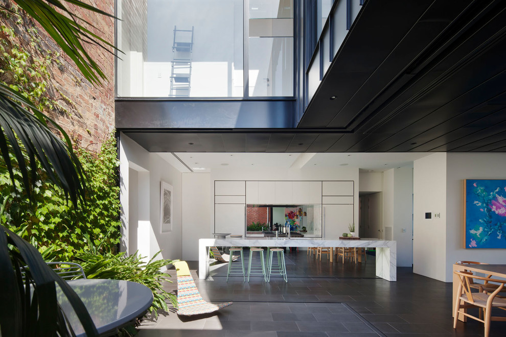 Abstract House by Matt Gibson Architecture + Design