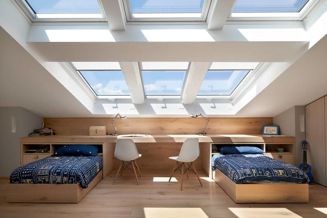Attico A&O by Biondi Architetti