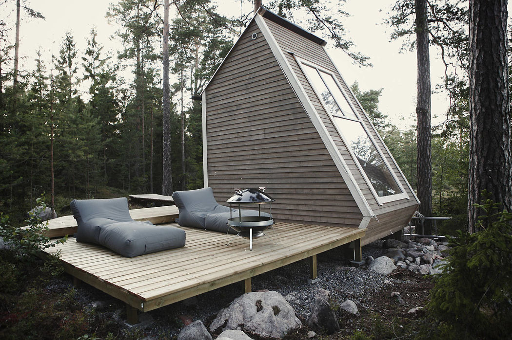 Nido Cabin by Mr. Falck Studio