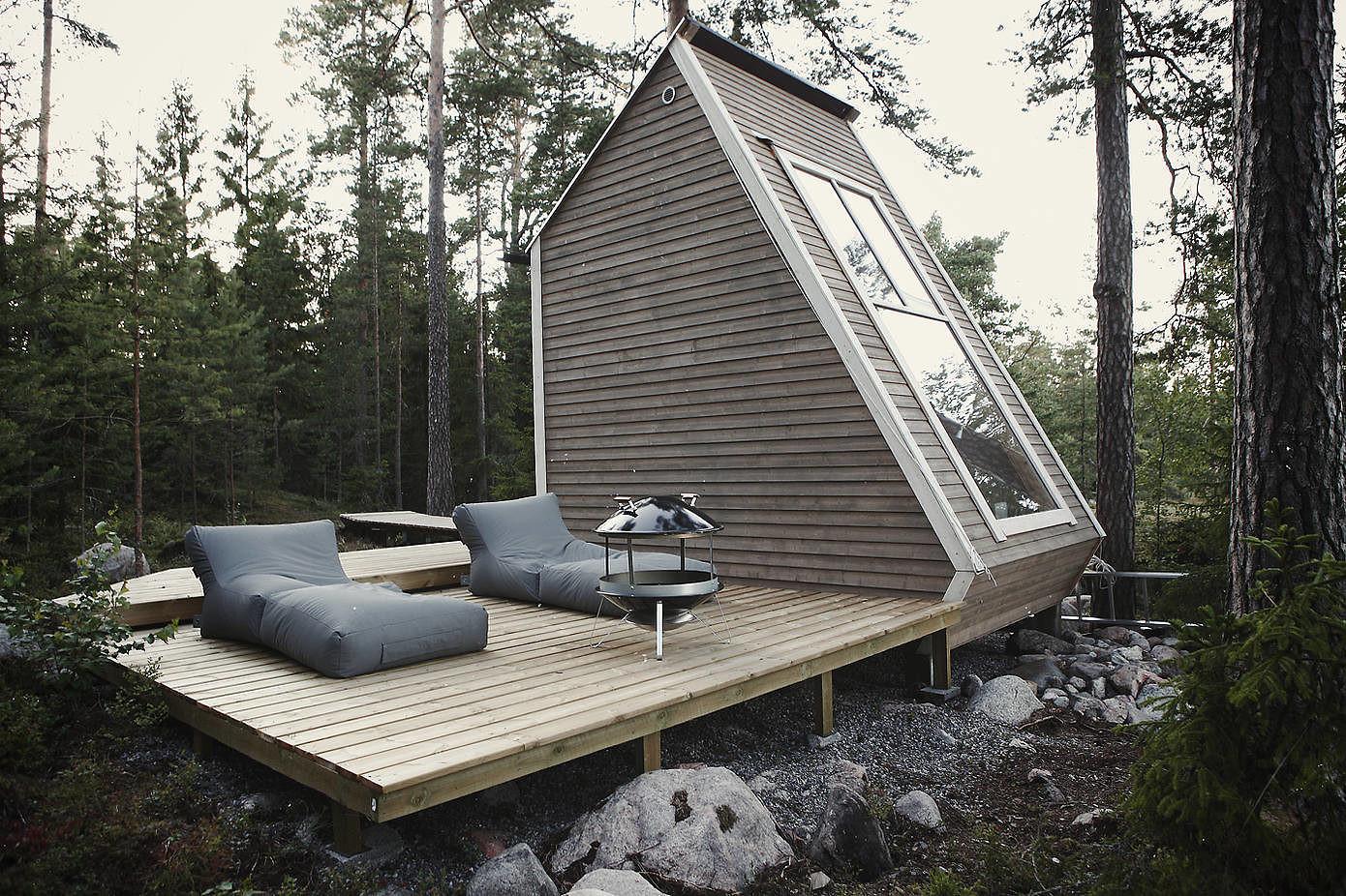 Nido Cabin by Mr. Falck Studio