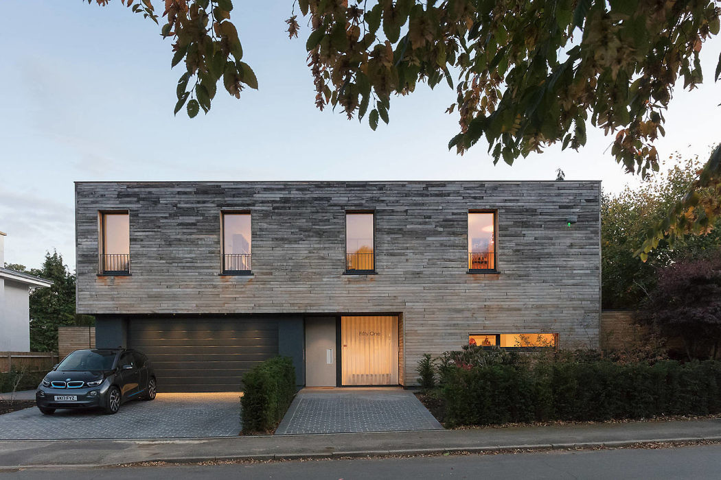 The Deerings by Gresford Architects