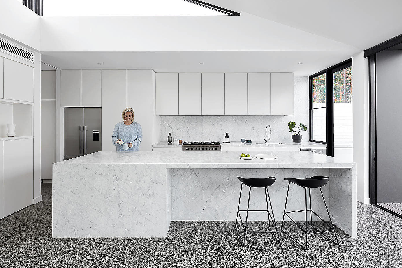 House in Melbourne by Tom Robertson Architects
