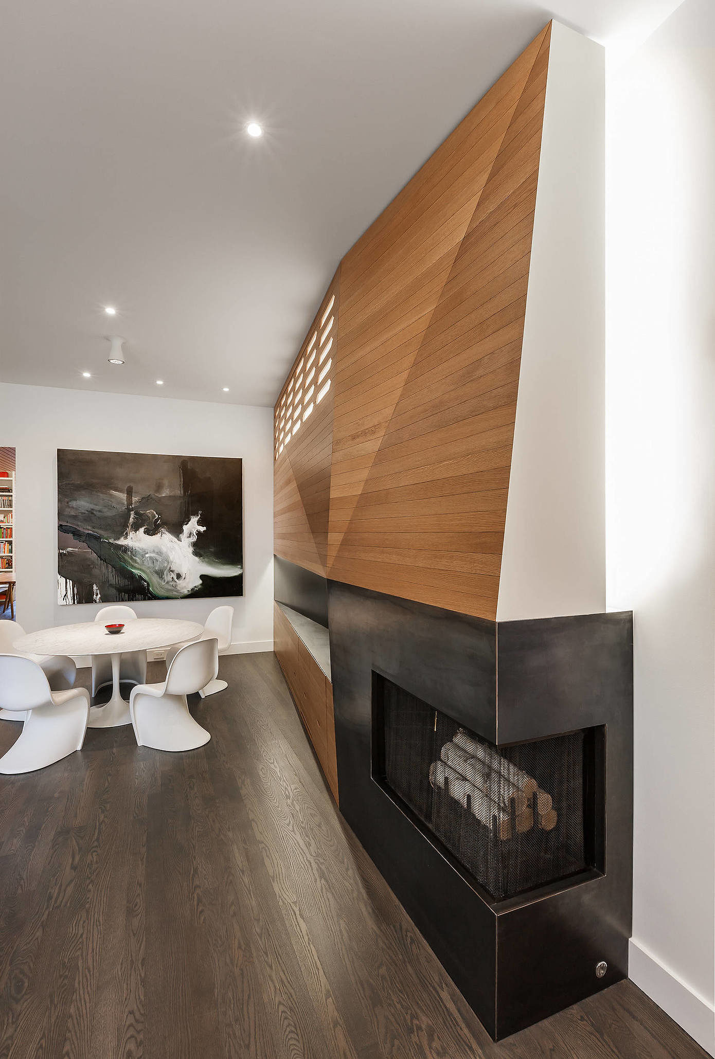 Bucktown House by Actual Architecture Company