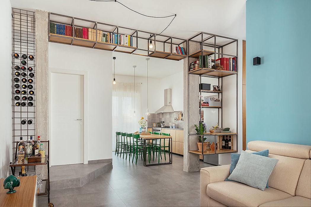 Casa Ca_Sa by Manuarino Architettura