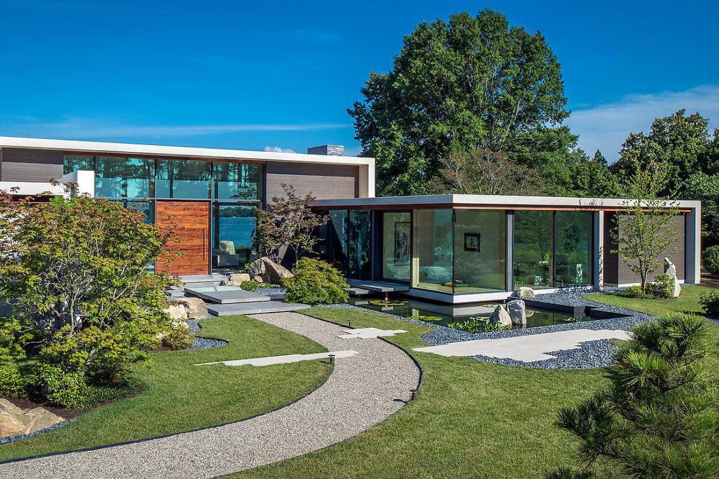 Chesapeake Bay Home by ZEN Associates