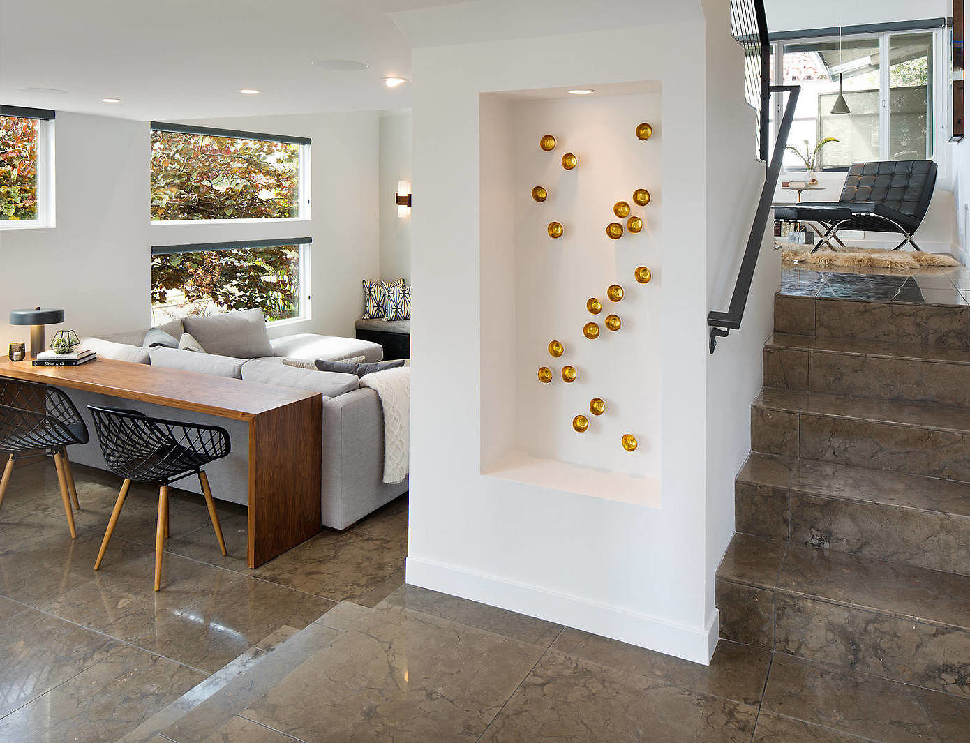 Modern Private Residence by Rockwell Interiors