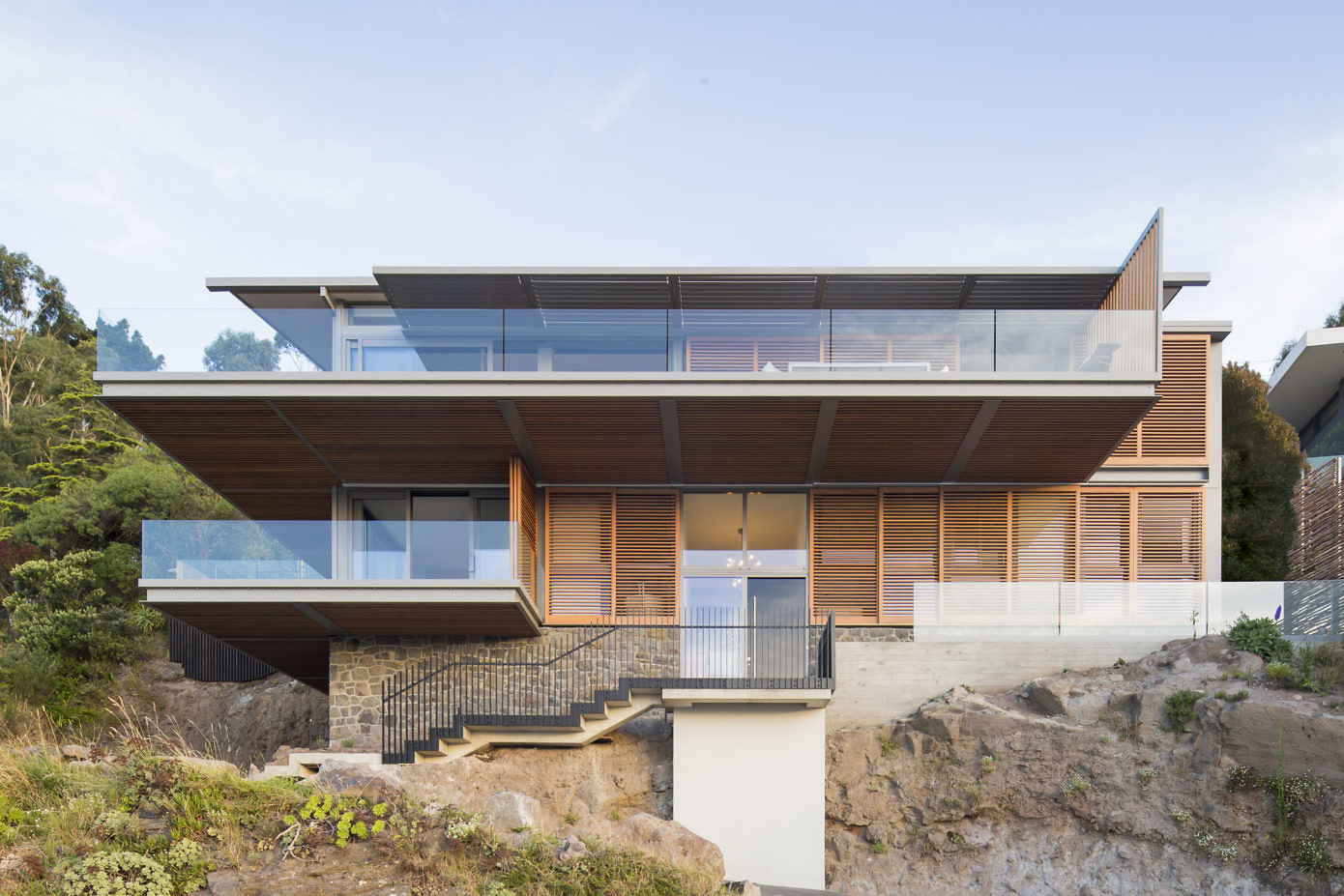 Scarborough House by Borrmeister Architects