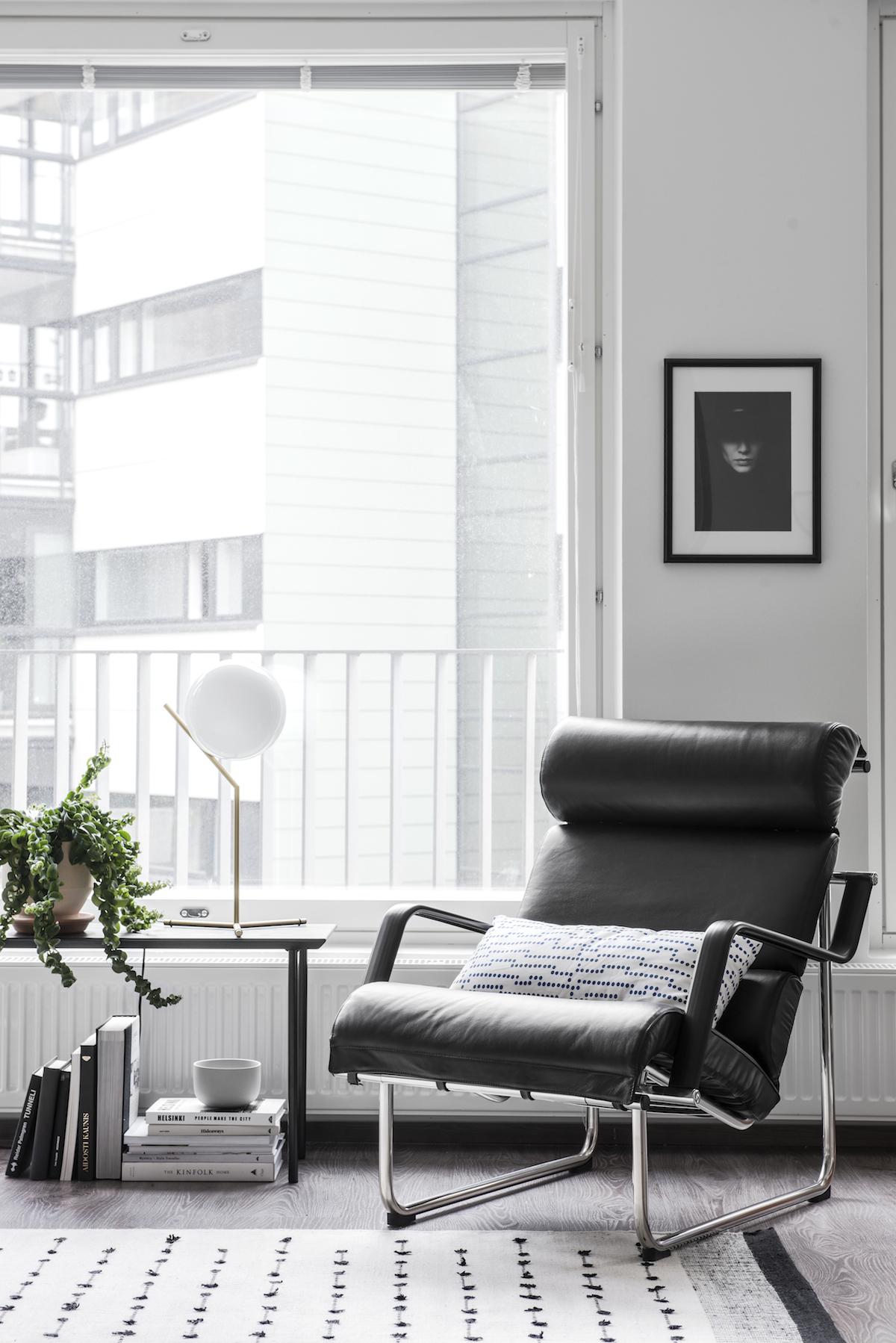 Contemporary Scandi Apartment by Laura Seppänen