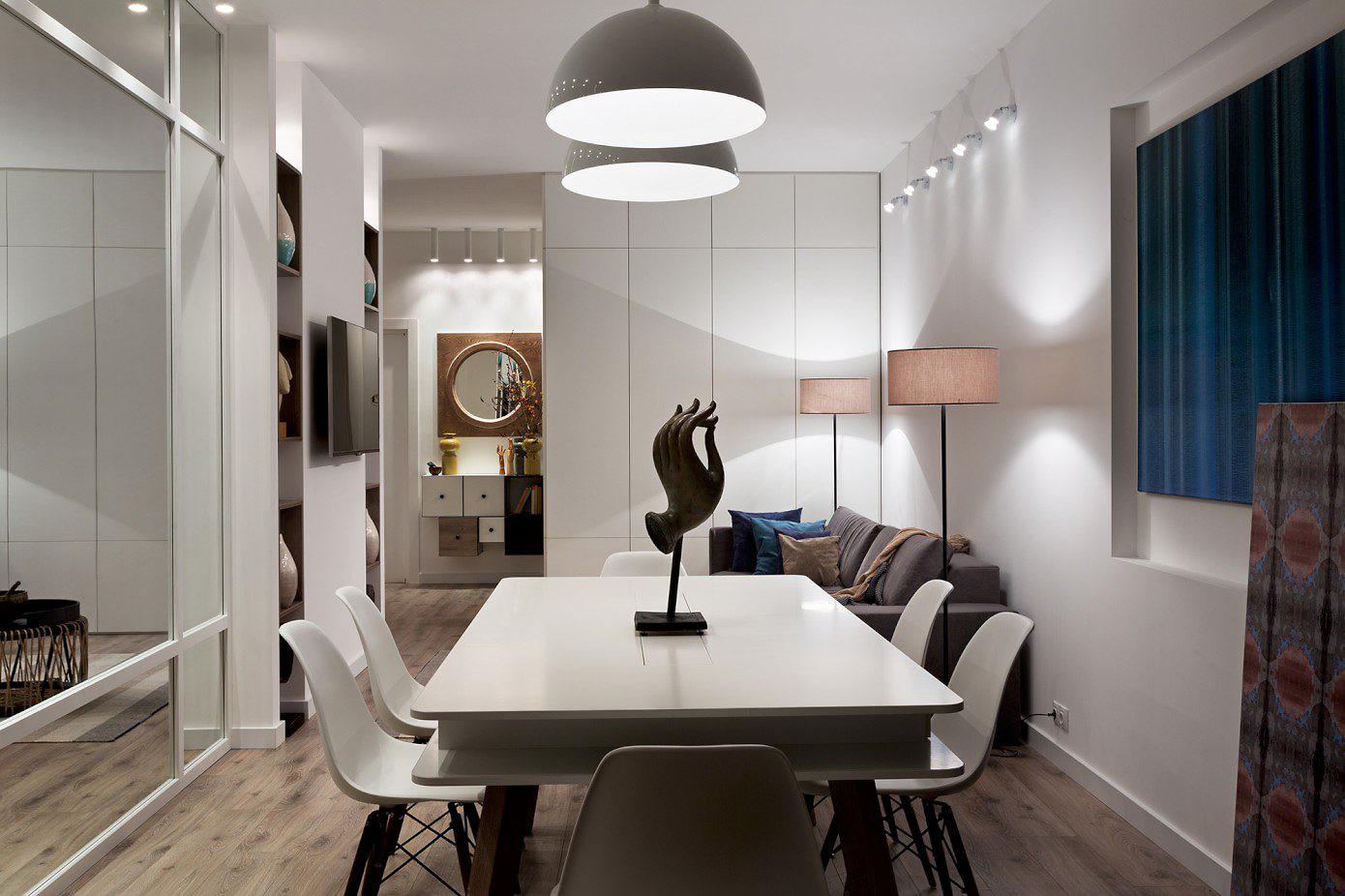 Gingerbread Apartment by Fateeva Design