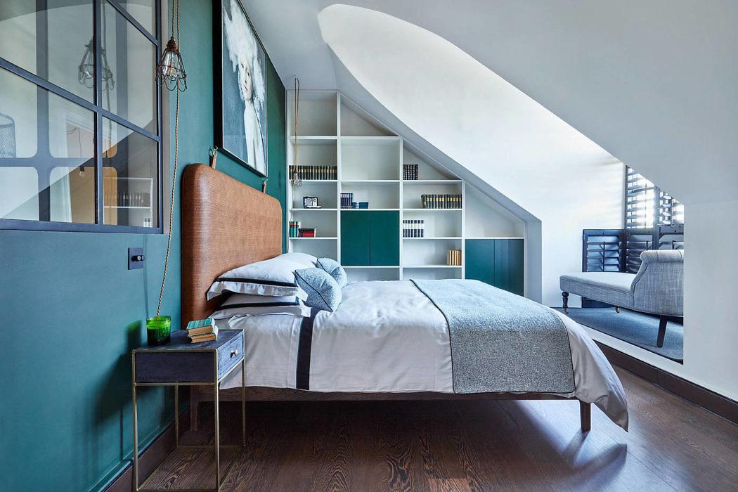 Canary Wharf Home by Claudia Dorsch Interior Design