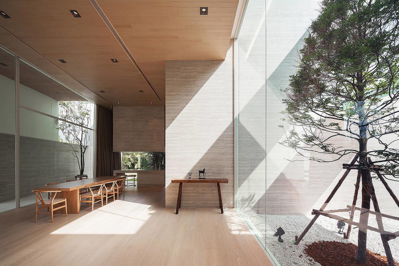 PA House by Idin Architects