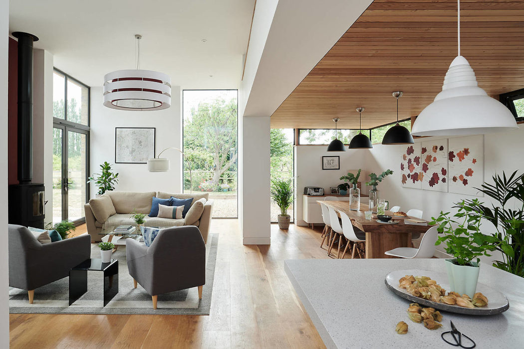 Clive and Jeanne's House by JOMA Architecture