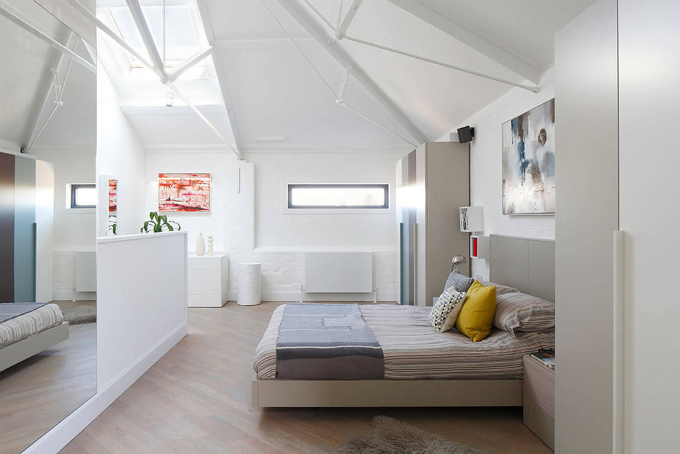 Penthouse in Peckham by Ensoul