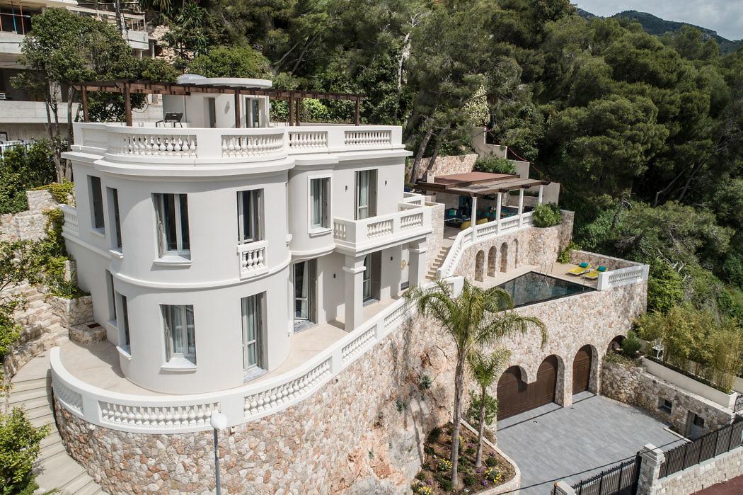 Villa in Monaco by NG-STUDIO Interior Design - architecture and design