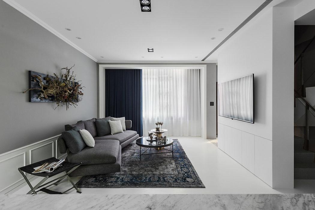 Residence G by W&Li Design