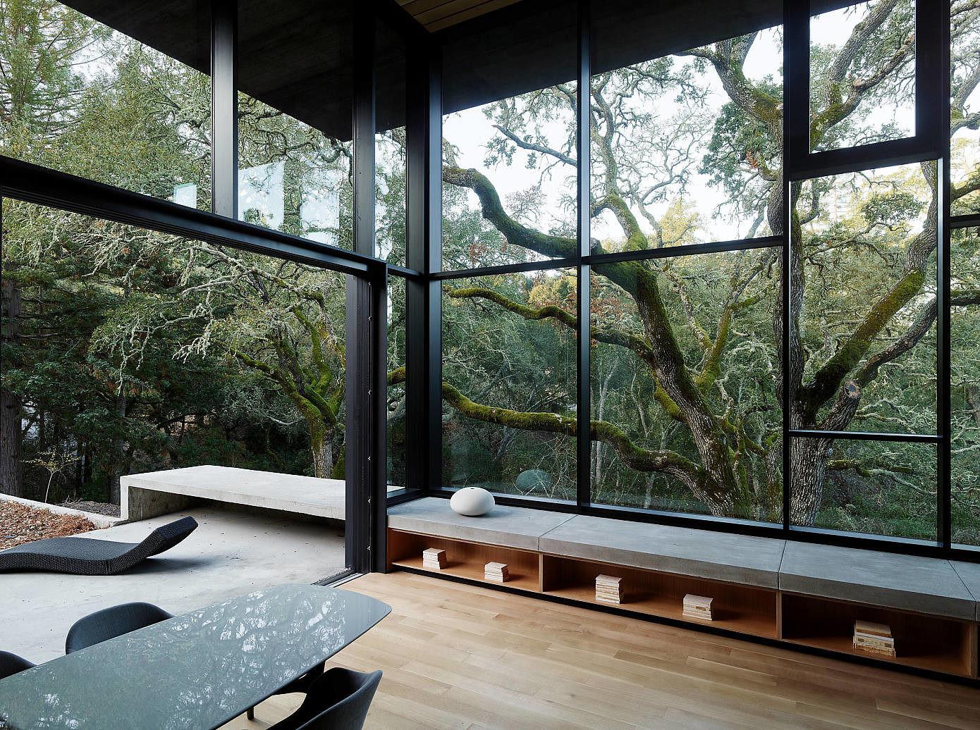 Treeside Residence by Faulkner Architects