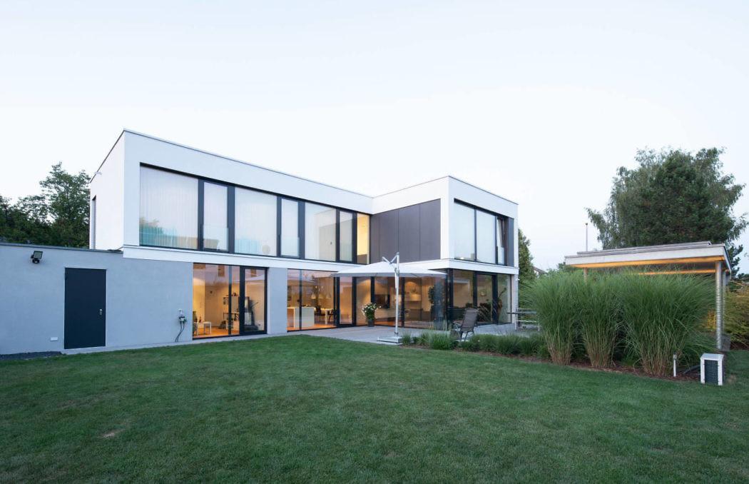 House In Goppingen By Schiller Architektur Architecture