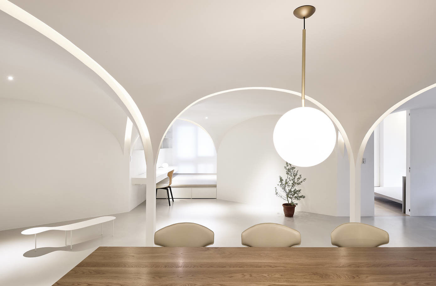 Sunny Apartment by Very Studio   Che Wang Architects
