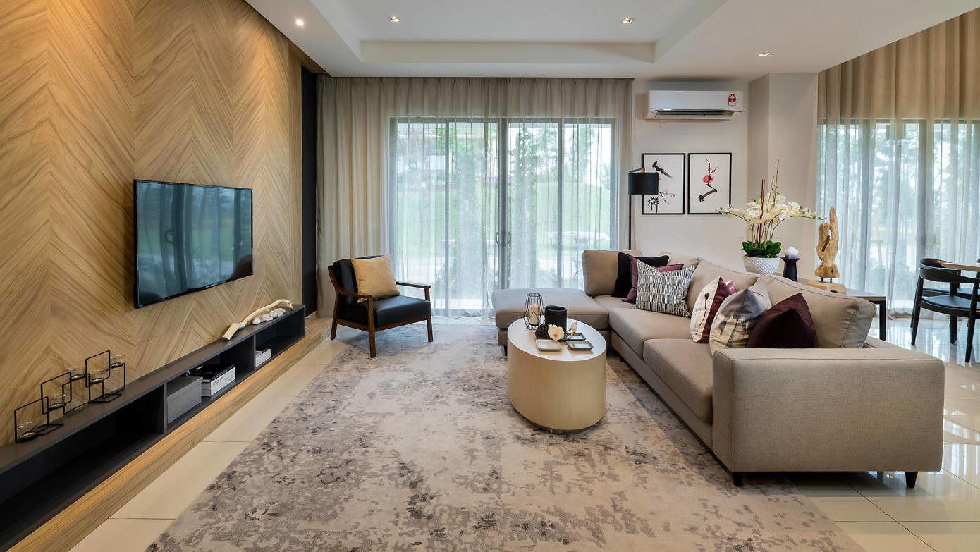 Zen Villa by Designed Design Associates