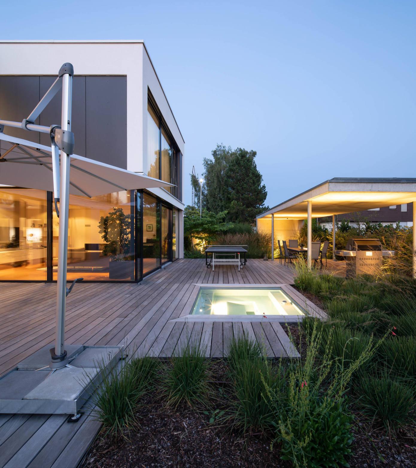 House In Goppingen By Schiller Architektur Homeadore