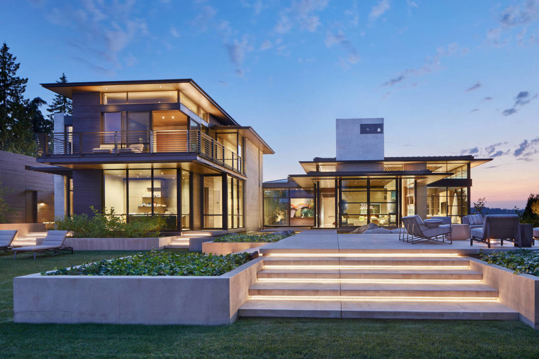 The Point by Krannitz Kent Architects